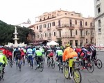 Pedalata di solidarietà a Messina